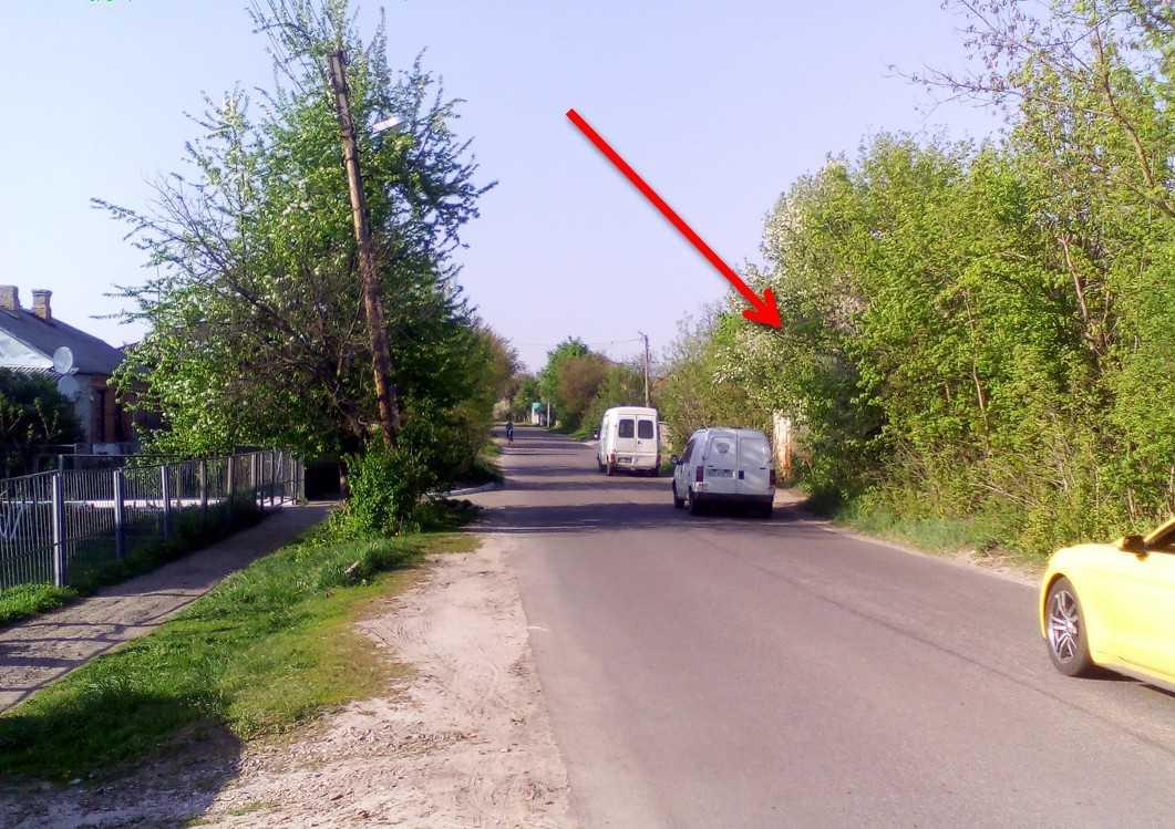 Продам участок в Полтаве на Червоном шляху (2 км от центра) 1