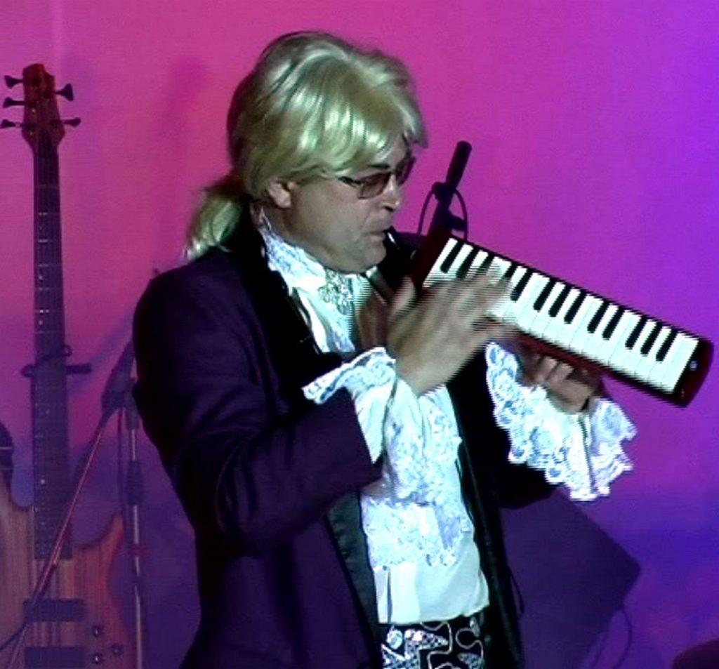 Пианика Man +1 9