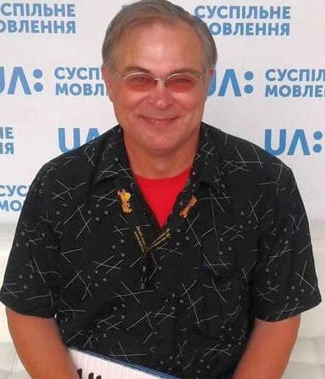 Андрей Буторин, Украина